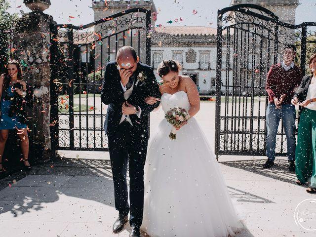 La boda de André y Aldara en Vigo, Pontevedra 46