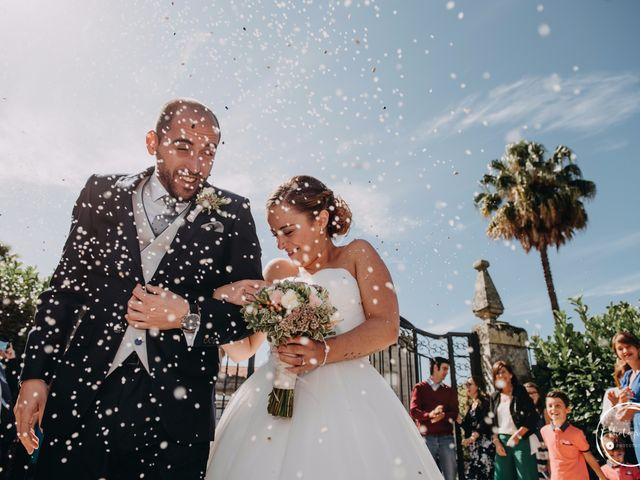 La boda de André y Aldara en Vigo, Pontevedra 47