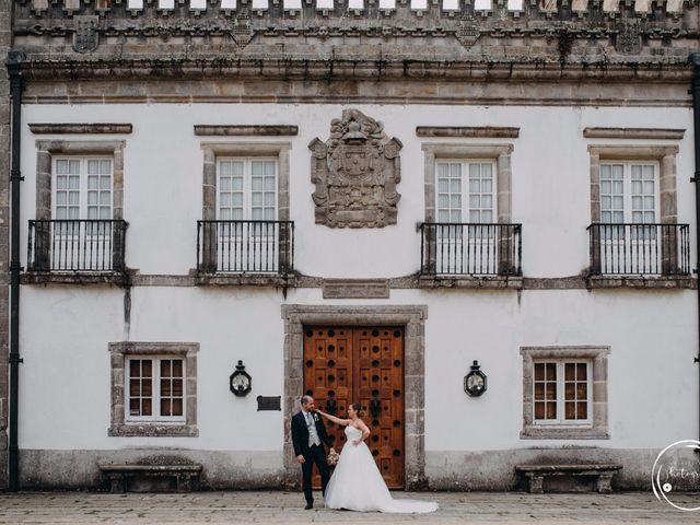 La boda de André y Aldara en Vigo, Pontevedra 59