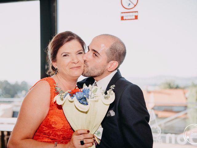 La boda de André y Aldara en Vigo, Pontevedra 85
