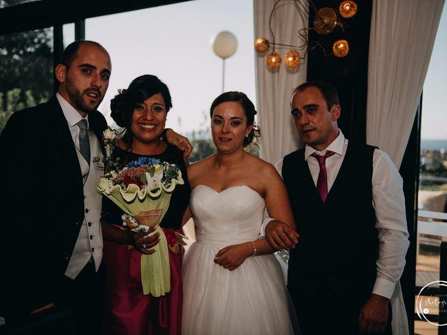 La boda de André y Aldara en Vigo, Pontevedra 88