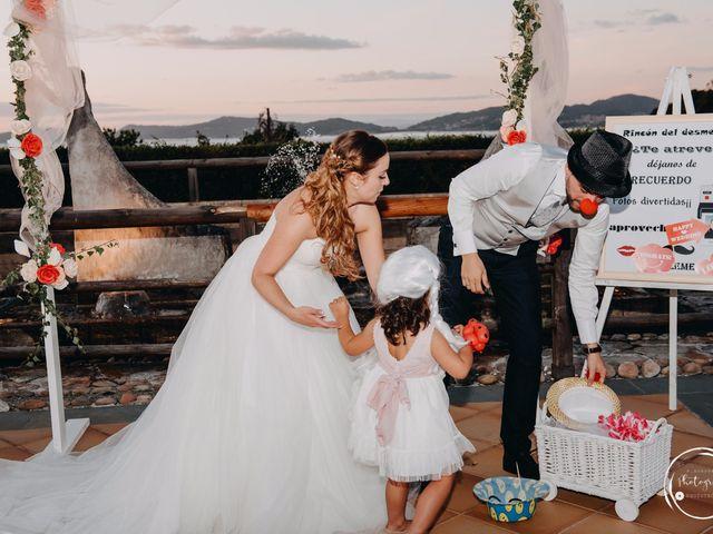 La boda de André y Aldara en Vigo, Pontevedra 101
