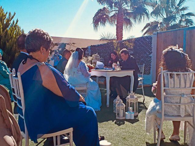 La boda de Ramon y Desiree en Carboneras, Almería 3