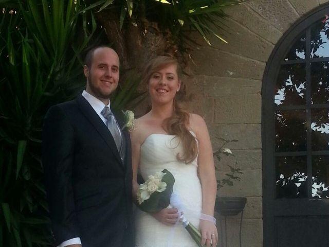 La boda de Oriol y Laura en Sabadell, Barcelona 19