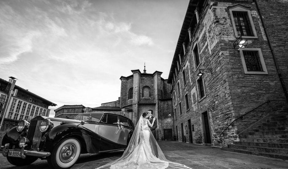 La boda de Javier y Sonia en Vitoria-gasteiz, Álava