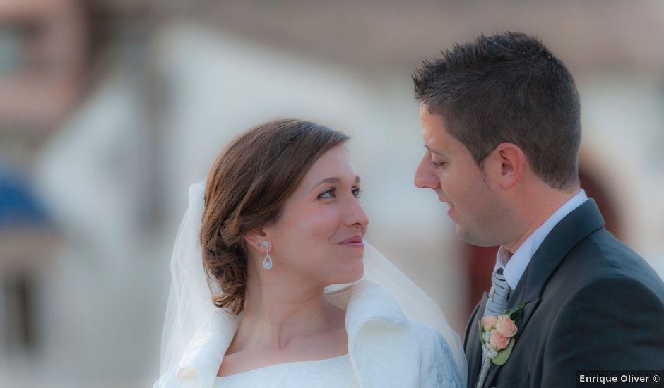 La boda de Mariano y Anna en Bétera, Valencia
