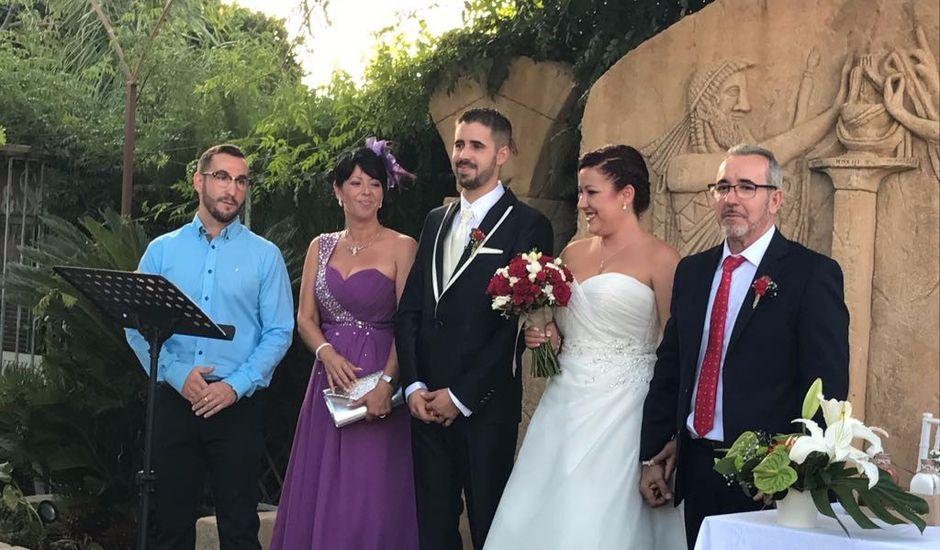 La boda de David  y Azahara en Elx/elche, Alicante