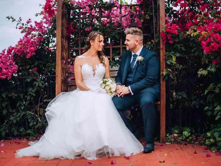 La boda de Roxana y Jose