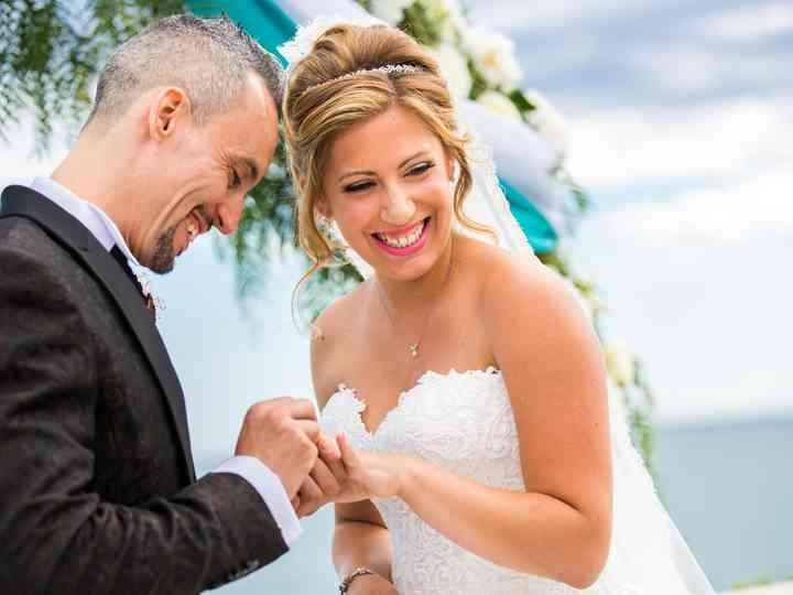 La boda de Cassandra y Ahmed