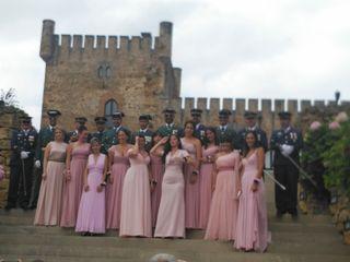 La boda de Armin y Andrés 2
