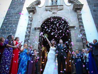 La boda de Begoña y Aritz