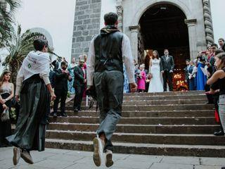 La boda de Begoña y Aritz 3
