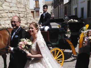 La boda de María de la Cabeza  y Juan Luis  2