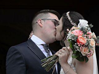 La boda de Rocío  y Carli