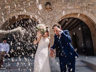 La boda de Maria y Radu