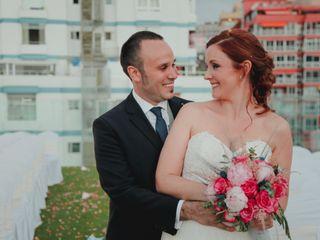 La boda de Patricia y Roger