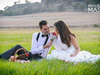 La boda de Josefina  y Salva