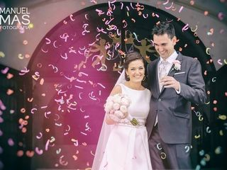 La boda de Josefina  y Salva 2