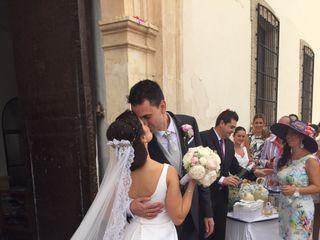 La boda de Josefina  y Salva 3