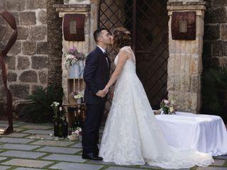 La boda de Paula y Àlex