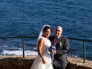 La boda de Doris  y José Luis