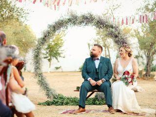 La boda de Luchi y Ismael