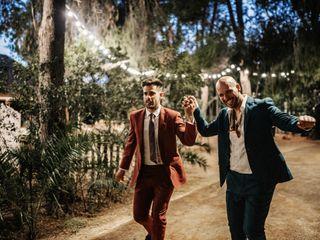 La boda de Enrique  y Pedro 1