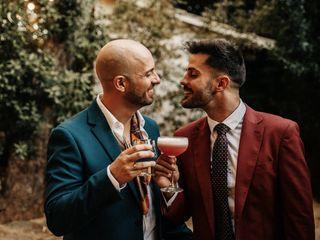 La boda de Enrique  y Pedro 3