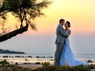 La boda de Gina y Ruben