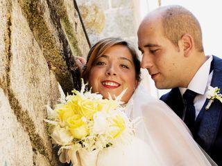 La boda de Sara y Ruben