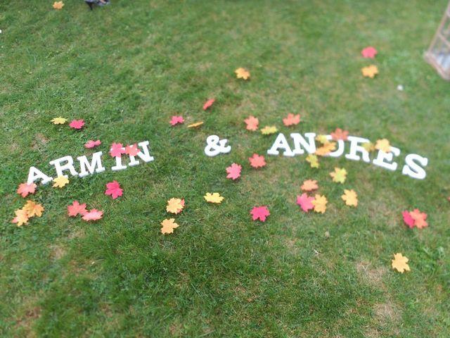 La boda de Andrés y Armin en Posada De Llanera, Asturias 18