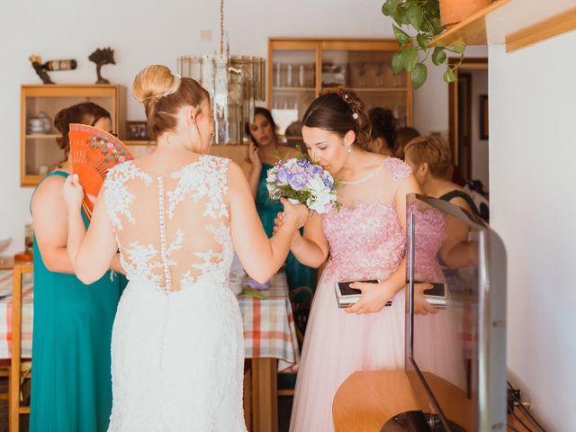 La boda de Xevi y Dolors en Girona, Girona 7
