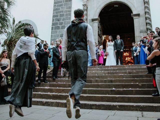La boda de Aritz y Begoña en Santa Cruz De Tenerife, Santa Cruz de Tenerife 4