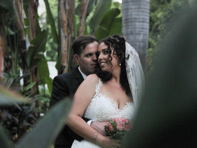 La boda de Aritz y Begoña en Santa Cruz De Tenerife, Santa Cruz de Tenerife 6