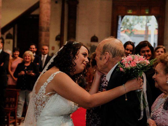 La boda de Aritz y Begoña en Santa Cruz De Tenerife, Santa Cruz de Tenerife 34