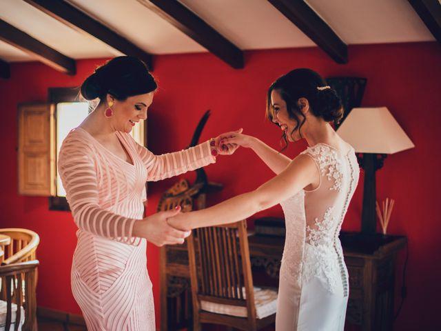 La boda de Robert y Nuria en Segorbe, Castellón 16