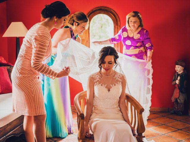 La boda de Robert y Nuria en Segorbe, Castellón 17