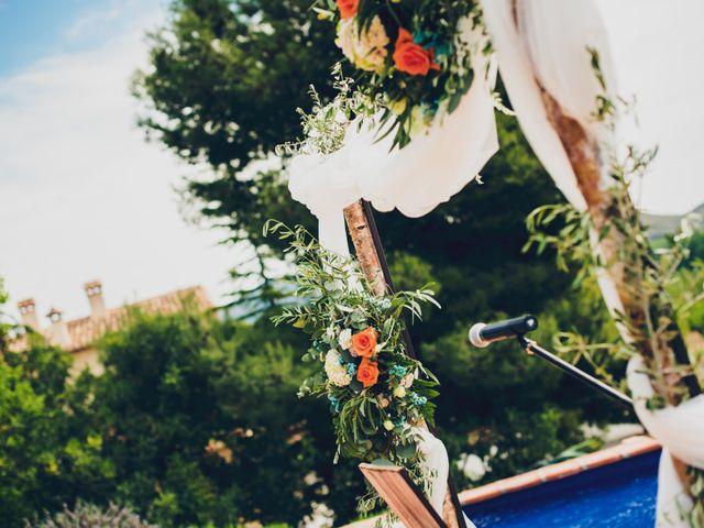La boda de Robert y Nuria en Segorbe, Castellón 23