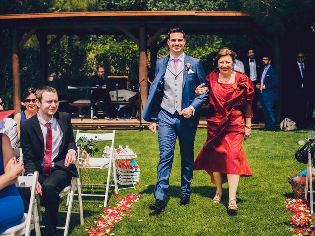 La boda de Robert y Nuria en Segorbe, Castellón 24
