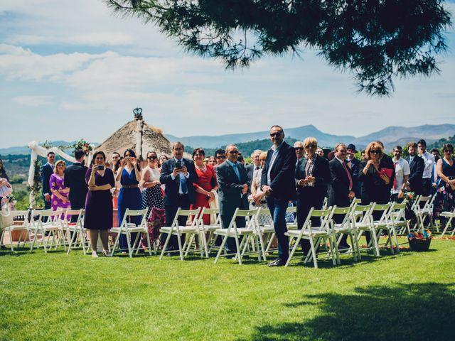 La boda de Robert y Nuria en Segorbe, Castellón 26