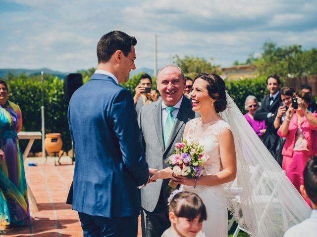 La boda de Robert y Nuria en Segorbe, Castellón 27