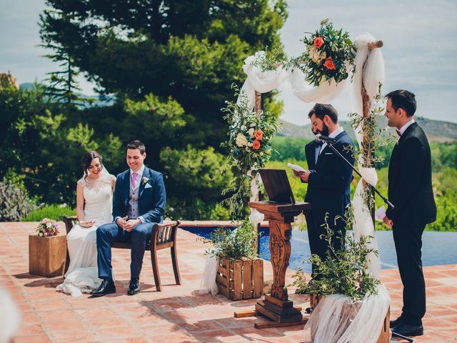 La boda de Robert y Nuria en Segorbe, Castellón 32