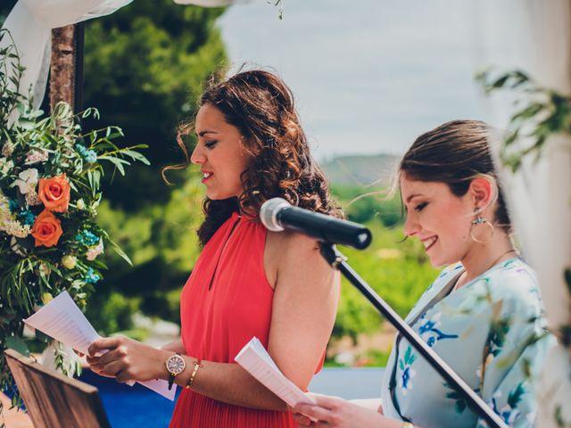 La boda de Robert y Nuria en Segorbe, Castellón 33