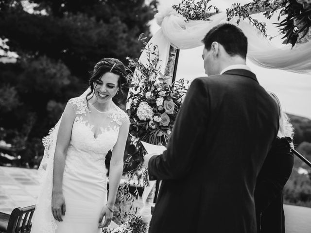 La boda de Robert y Nuria en Segorbe, Castellón 35