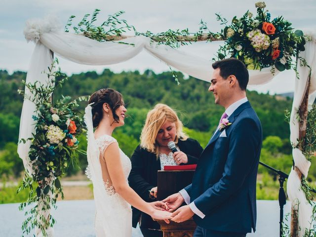 La boda de Robert y Nuria en Segorbe, Castellón 38