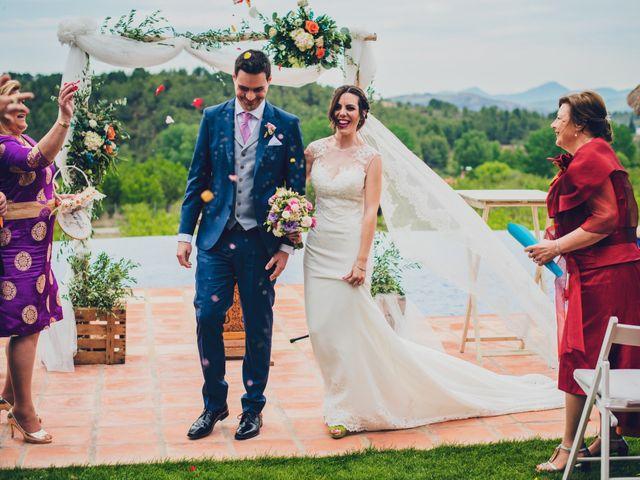 La boda de Robert y Nuria en Segorbe, Castellón 39