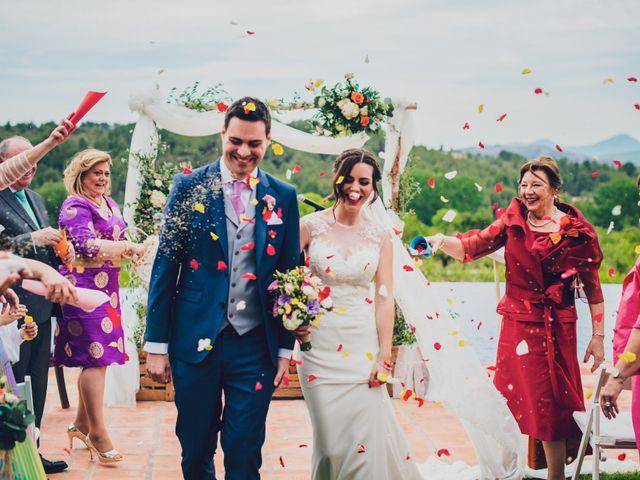 La boda de Robert y Nuria en Segorbe, Castellón 40