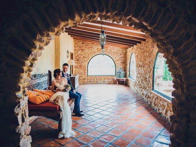 La boda de Robert y Nuria en Segorbe, Castellón 42
