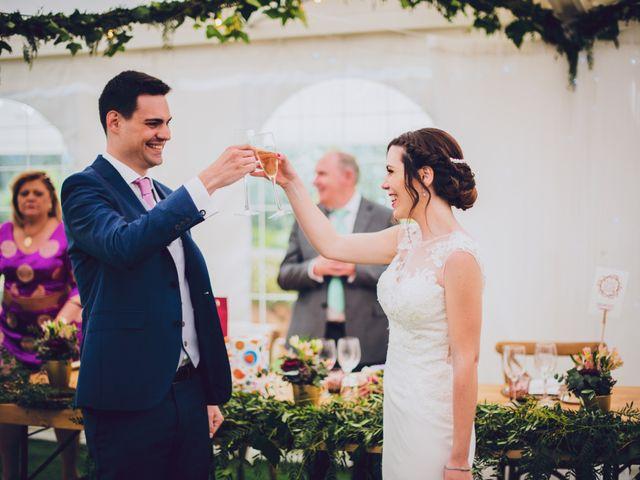 La boda de Robert y Nuria en Segorbe, Castellón 51