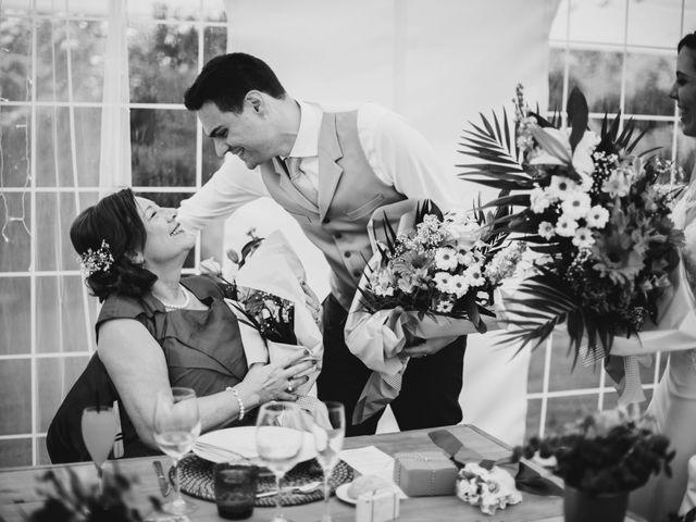 La boda de Robert y Nuria en Segorbe, Castellón 52